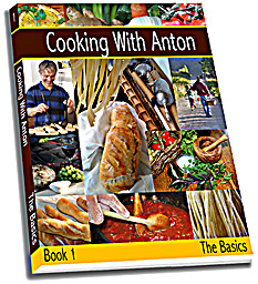 Cooking With Anton